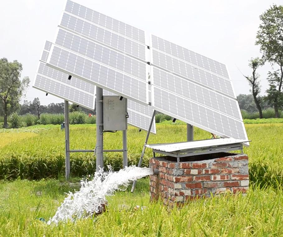 Solar Water Pumping Amp Lighting Solutions In India Vivaan